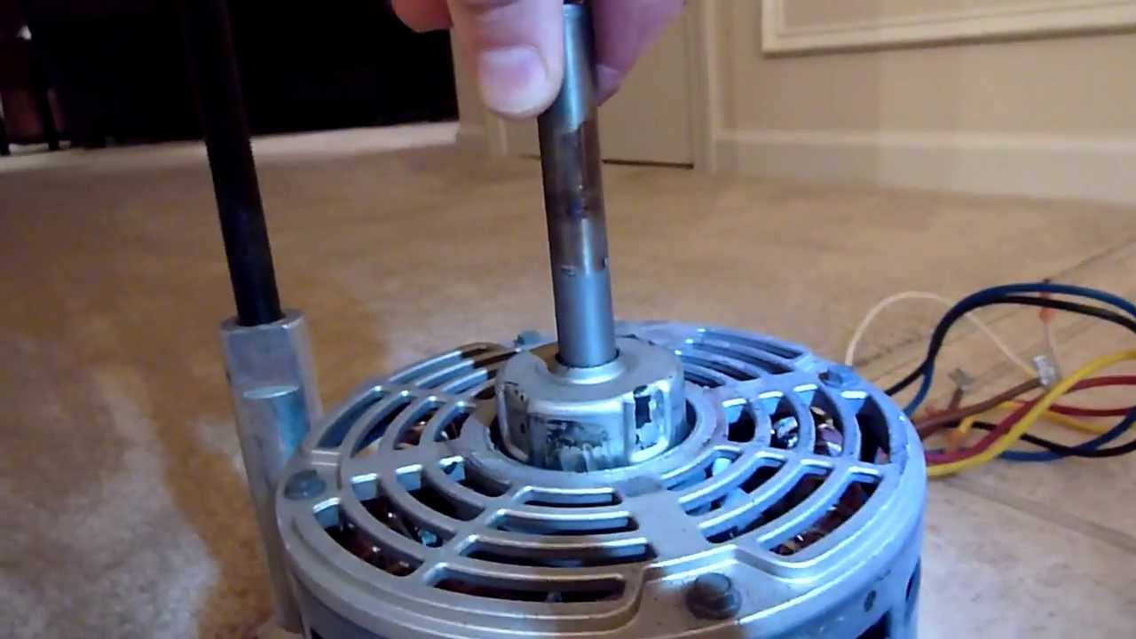 Dead trane xb80 blower motor youtube for Trane xb80 blower motor