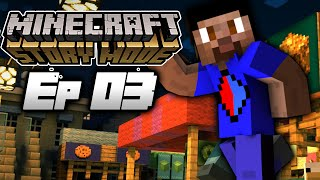 Minecraft: STORY MODE Episode 3 - The Last Place You Look (Minecraft Roleplay)