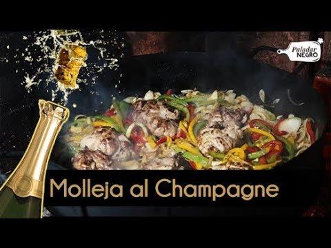 Molleja al Champagne (preparadas al disco)