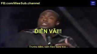 P4-Cách phụ nữ chọc điên -Hài độc thoại -Kevin Hart I'm a grown little man Full Show Vietsub