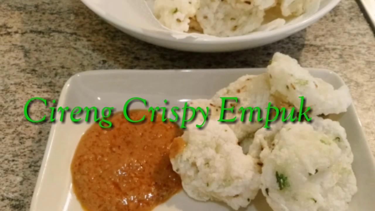 Cara Membuat Cireng Garing Crispy Di Luar Empuk Di Dalam