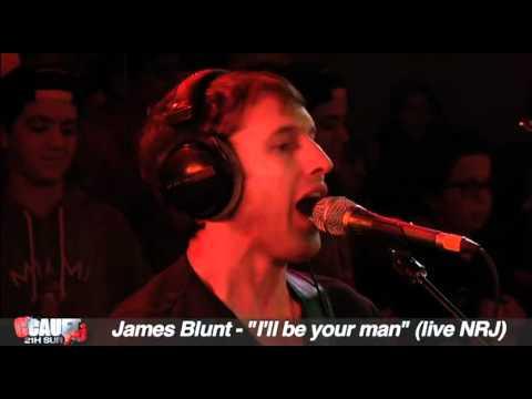 James Blunt  Ill be your man    CCauet sur NRJ