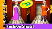 Crayola Fashion Superstar From Crayola Youtube