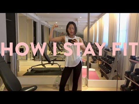 What I Eat & How I Stay Fit While Traveling  Aimee Song