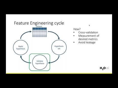 Automatic Feature Engineering with Driverless AI