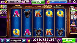 Top 5 Wins playing Jackpot Party Casino!