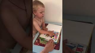 Обучение малышей чтению
