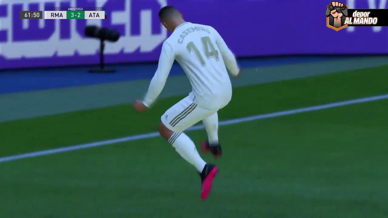 Real Madrid vs. Atalanta: cuartos de final de la Champions ...