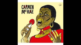 Watch Carmen Mcrae You Took Advantage Of Me video