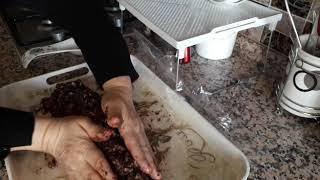 Anne Usulü Mozayik Pastası(O kadar kolay bir tarif ki)4 malzemelik hemencicik yapılabilir