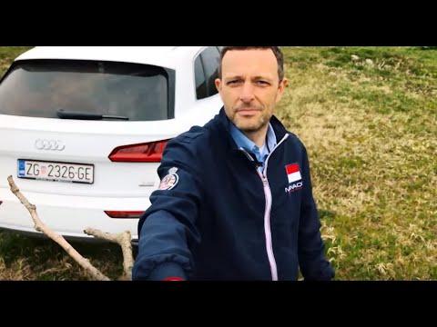 Ide i uzbrdo!  Audi Q5 Quattro - testirao Juraj Šebalj