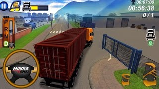 Truck Parking Simulator 2017 ANDROID GAMEPLAY HD