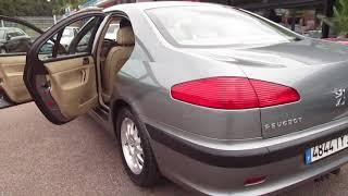 видео Peugeot 607 HDi. Лев готовится к прыжку