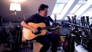Dirk Darmstaedter - Western Union (acoustic session August 2014)