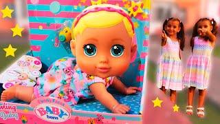 Кукла Беби Бон потерялась на детской площадке Игры для девочек в куклы Как Мама / Magic Twins