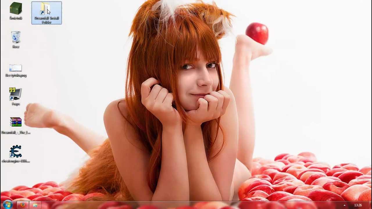 Zoe Nude Mod 29