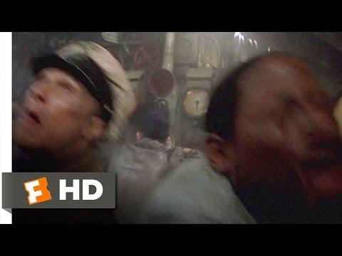 U-571 (8/11) Movie CLIP - Depth Charges (2000) HD