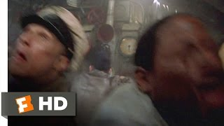 U-571 (8/11) Movie CLIP - Depth Charges (2000) HD