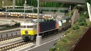 【Re-Color】KATO EF81牽引 E26系 寝台特急カシオペア<BGMあり>