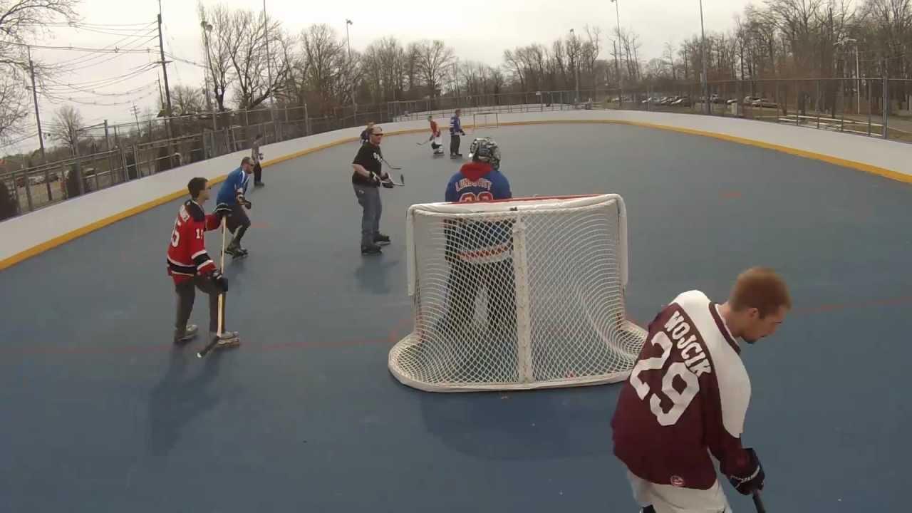 Roller skating rink woodbridge nj - Roller Hockey Fords Park 3 24 13