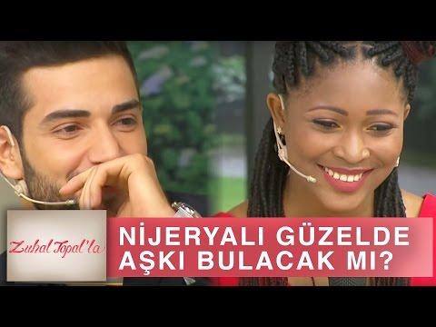 Zuhal Topal'la 184. Bölüm (HD) | Nijeryalı Güzel Ebun, Ali'nin Kalbini Çalabildi Mi?