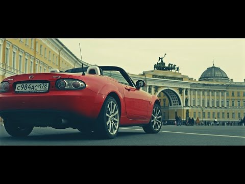 Тест-драйв Mazda Mx-5 (AcademeG, Musclegarage)