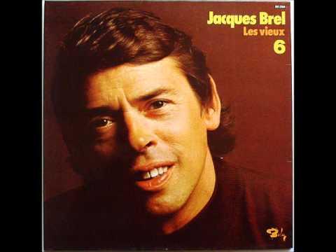 Jacques Brel - La Fanette (Album