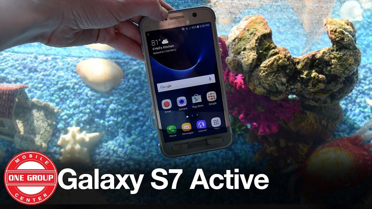 [OneMobile Official] Giới thiệu siêu phẩm nồi đống cối đá Samsung Galaxy S7 Active