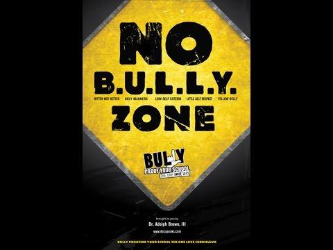 Flintstone Kids-NO BULLY ZONE - YouTube