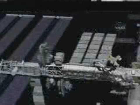Alpha Magnetic Spectrometer: STS-134