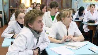 Выпускники школ, желающие поступить в медицинские вузы, будут проходить практику