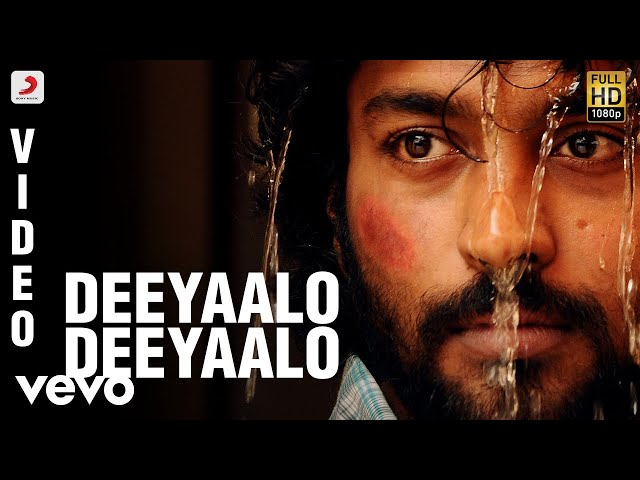 Kayal - Deeyaalo Deeyaalo Video   Anandhi, Chandran   D. Imman