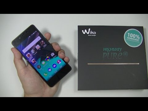WIKO HIGHWAY PURE - test par Top-For-Phone.fr