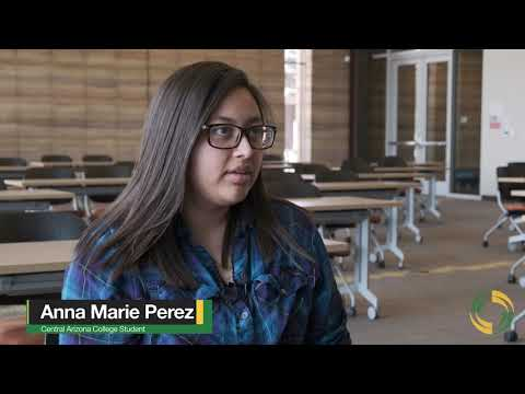 Central Arizona College - Promise for the Future
