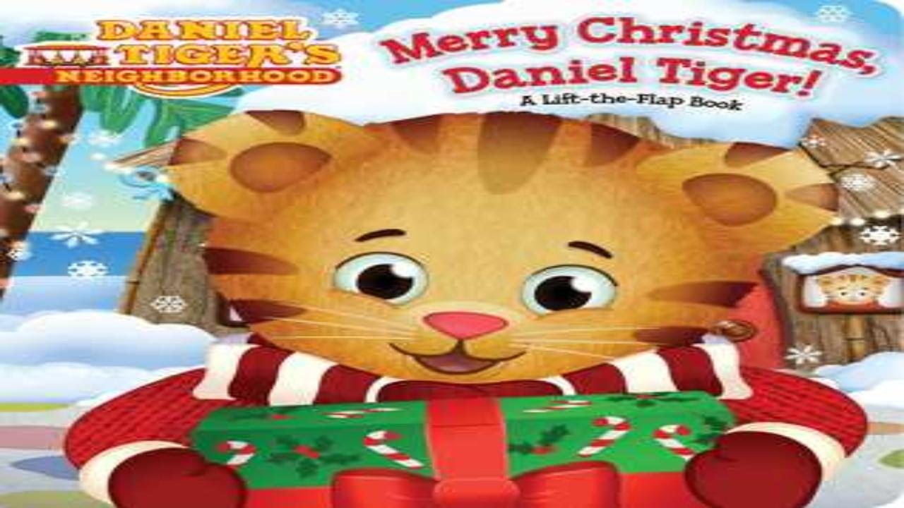 Read book this Merry Christmas, Daniel Tiger!: A Lift-the-Flap ...
