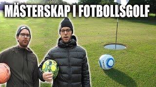 FOTBOLLSGOLF MED RÖVEN.