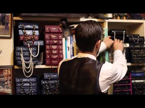 Mens Tailor In Manchester City Centre - James Personal Tailor & Son James & Michael Pendlebury