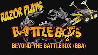 Raz0r Plays Battlebots (GBA)