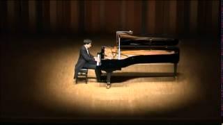 F. Liszt: Csardas Macabre - Balázs Fülei, piano