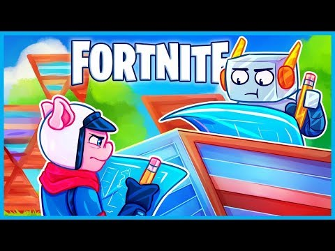 THE PRE-EDITED BUILDS *CHALLENGE* in Fortnite: Battle Royale! (Fortnite Funny Challenges & Fails)