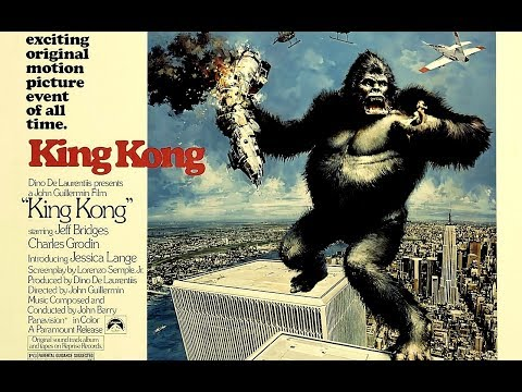 King Kong(1976) | Movie Review(In Defense Of A Classic)
