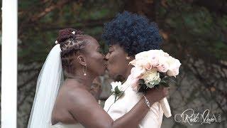 Wedding high light trailer video