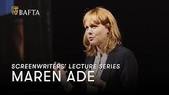 Toni Erdmann Director Maren Ade: Screenwriters Lecture