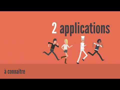 Les applications AntiGaspi