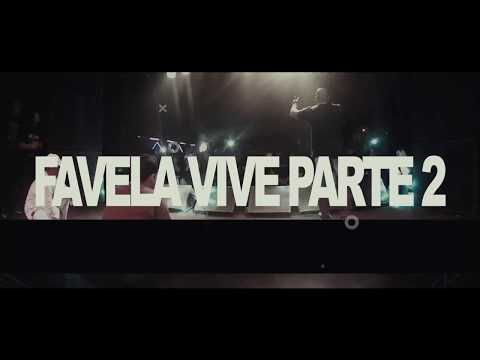 FAVELA VIVE PARTE 2  em Recife  ADL / MV BILL