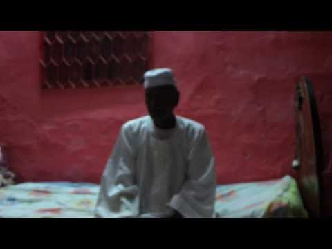 Asbestos Victim in New Halfa Town Sudan