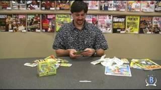 SpongeBob Cards Series 2 Beckett BOX BUSTERS
