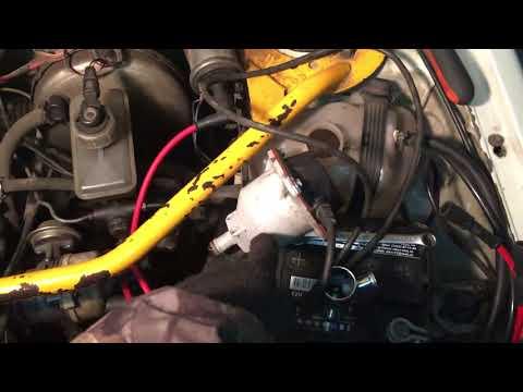 Установка подогрева двигателя ВАЗ 2109 + установка доп помпы на печку часть 1