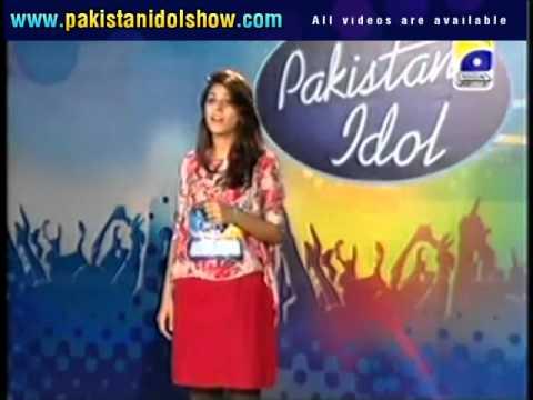 Pakistan Idol Episode 6 Full - Pakistan Idol Show