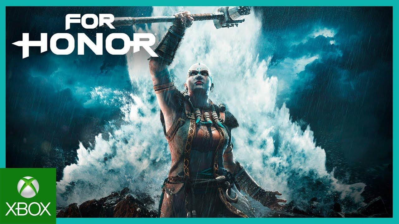 Download For Honor: Year 3 Season 3 – New Hero, Hulda | Cinematic Reveal Trailer | Ubisoft [NA]